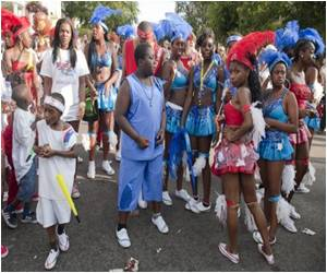 London Celebrates Notting Hill Carnival