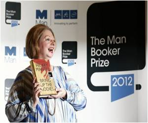 Mantel Wins Second Booker Prize