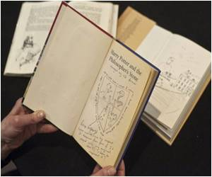 At a London Auction, Harry Potter Book Fetches $227,000