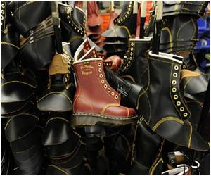 Private Equity Firm Buys UK Shoe Brand Dr. Martens