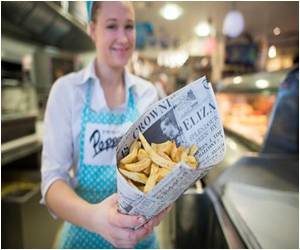 Britain's Famous 'Fish and Chips' Dinner Goes Hip