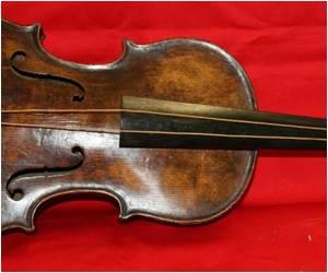 British Auction House: Titanic Violin Found in Attic