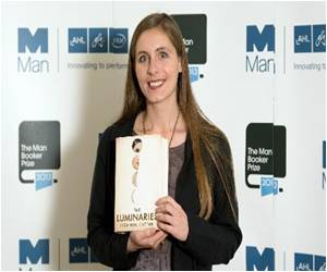 New Zealand Author Wins 2013 Booker Prize for Fiction