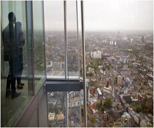 London's Redevelopment Showcased by The Shard