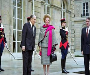 From Handbag to True Blue Suits: The Thatcher Look