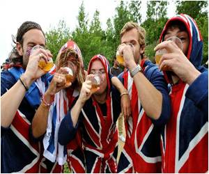 Britons Thought to be Boozy With Bad Diets