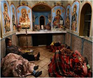 Believers Pray for Healing Miracles at Bulgaria's Holy Site