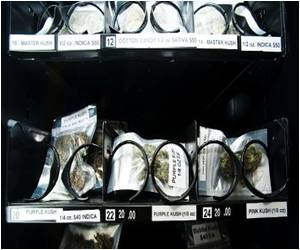Vending Machines in Canada Pop Out Marijuana