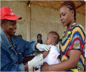 Nigeria: 40 Kids Die of Measles