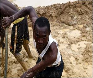Love for Gold Creates Conflict in Central African Republic