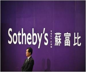 Sotheby's Become First Auction House to Enter Chinese Market