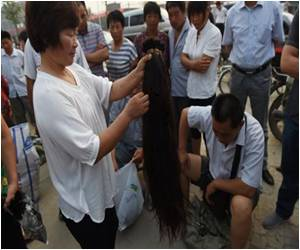 Export of Human Hair by Chinese County to Africa