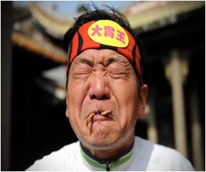 'Big Stomach King' in China and His Hunger