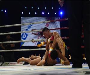 Mixed Martial Artists Rising Up from the Fields in China