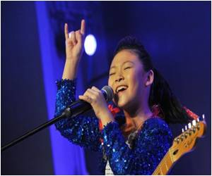 China's School of Rock is Witness to Clash of the Mini-Titans