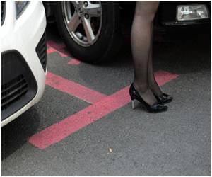 Chinese Women Drivers Get Plus Sized Parking Spaces