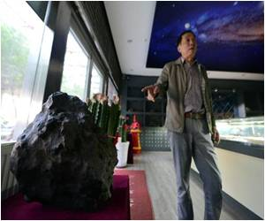 Chinese Rich Pay Handsome Prices for Meteorite