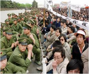 Mothers of Tiananmen Dead Turn into Activists