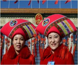China Sees Happy Minorities and Terrorists in Xinjiang