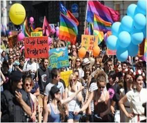 Biggest Ever Gay Pride March in Zagreb
