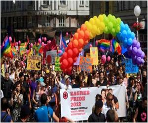 Gay-rights March on Croatia's Capital