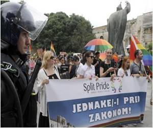 Conservative Montenegro Gets Its First Gay Pride Parade