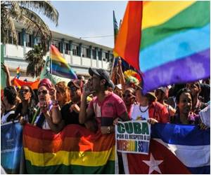Parade Against Homophobia in Havana