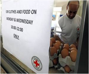 Even BMW Drivers Seek Aid from Cyprus Red Cross