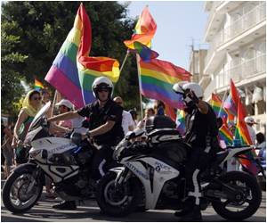 First Gay Pride Parade for Greek Cypriots