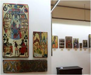 Cyprus Happy With the Return of Home Icons Stolen After Turkish Invasion