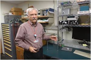 University of Wisconsin Lab Keeps Cancer Treatment Radiation Machines Honest