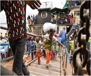After Immigrant Clean-Up, Dust Settles on Brazzaville
