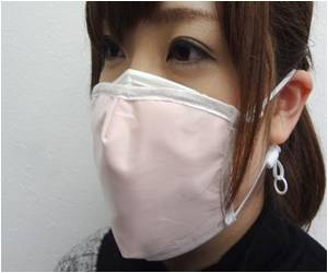 Japan Firm Donates High-Tech Face Masks for Ebola Fight