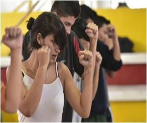 Ecuador Women Fight Sexual Violence Via Boxing