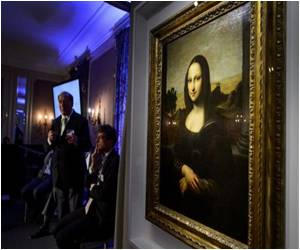 In Geneva 'Earlier Version' of Da Vinci's Mona Lisa Unveiled