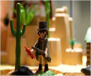 Its the 40th Birthday for Playmobil's Smiling Little Toy People