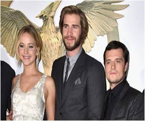'Hunger Games' Stars and Jennifer Lawrence Together for Ebola Video