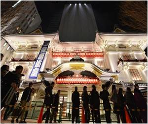 High-tech Kabuki Theatre Set to Open in Japan