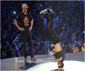 Red Bull World Breakdancing Title Won by South Korean