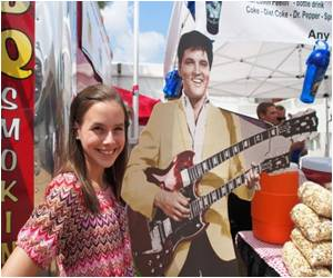 Faith in Elvis Kept By Teen Fan