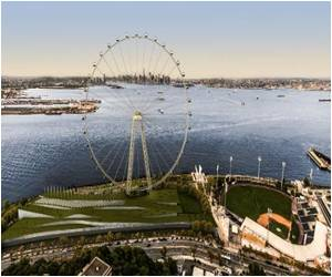World's Tallest Ferris Wheel To Come Up In New York City