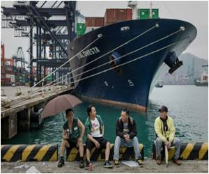 East Asia's Shipping Emissions Kill Tens of Thousands People Every Year