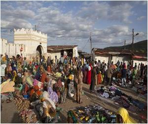 Ancient Ethiopian Walled City 'Harar' Keeps Modern Life at Bay