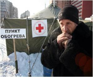 In Ukraine, Death Toll Rises to 37