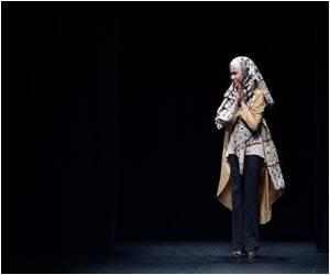 Tokyo Fashion Week Showcases Hijab Designs