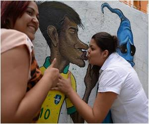 World Cup Fever and Its 'Soothing' Role