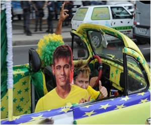 Neymar is the Justin Bieber in Football Cleats