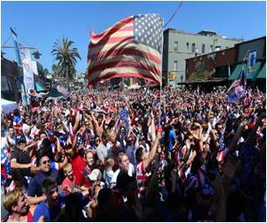 US Soccer Teams Battle for Second Round, as Fans Brace in