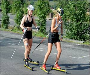 Athletes Undergoing Training in Alps to See If Altitude can Boost Performance