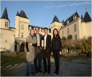 Chinese Group Buys Historic French Chateau and Vineyard